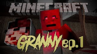 A Tragic Beginning - Granny Ep.1 [Minecraft Horror Roleplay]