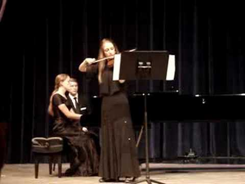 Polish Dance by Severn - Violin