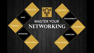 "Master Your ""Networking"" Podcast"