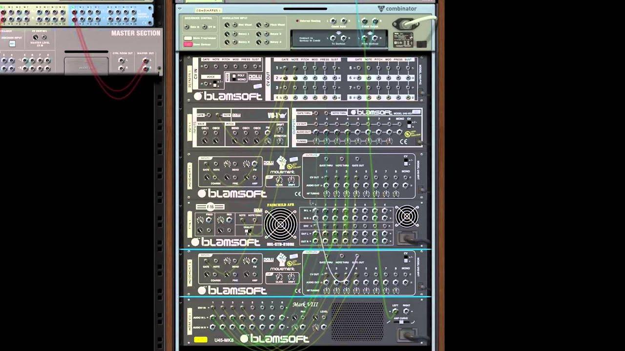 Movement Waveform Generator | Envelope/Oscillator | Shop