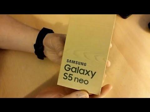 Samsung Galaxy S5 Neo (обрезанный S5) обзор телефона .