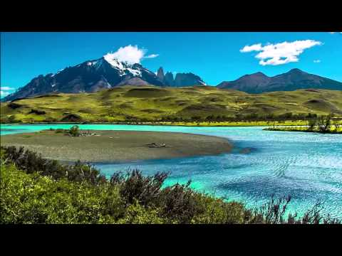 Горные пейзажи и лёгкая музыка (HD 1:36:23)