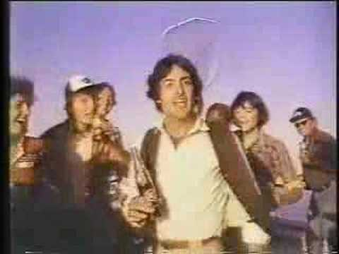 Dr. Pepper Commercial  I'M A PEPPER  David Naughton
