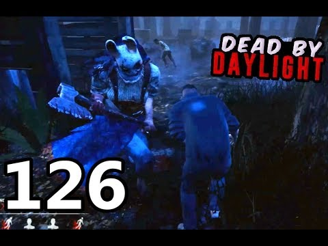 "New Survivor ""David King"" Gameplay - Ep.126 [Dead By Daylight]"