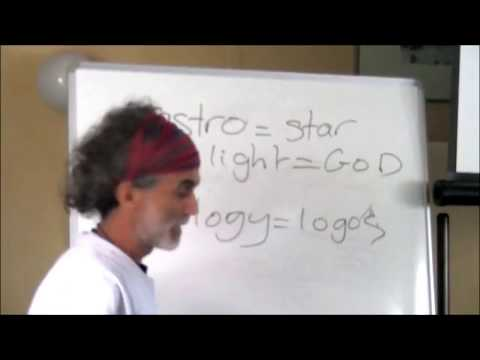 Santos Bonacci - Amsterdam Astrotheology Presentation 1
