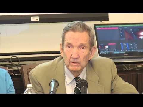 Ramsey Clark Speaks Against the Execution of Morsi