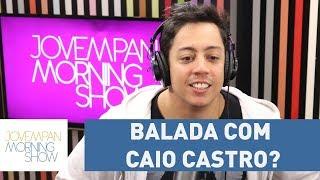 Como é ir na balada com Caio Castro? Renato Albani conta!