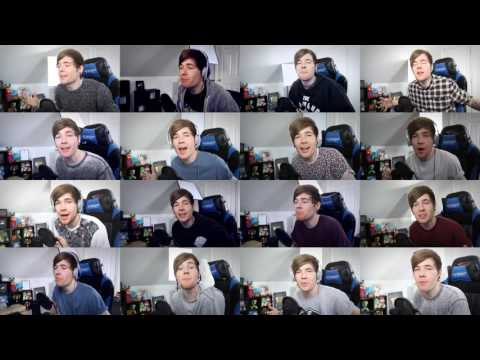 Every DanTDM intro played at the same time