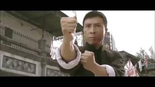 Отрывок из фильма Ип Ман   Донни Йен против японского генерала  Вин чунь vs кара