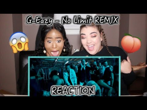 G-Eazy - No Limit REMIX ft. A$AP Rocky, Cardi B, French Montana, Juicy J, Belly  | REACTION