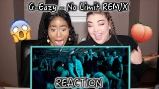 G-Eazy - No Limit REMIX ft. A$AP Rocky, Cardi B, French Montana, Juicy J, Belly    REACTION