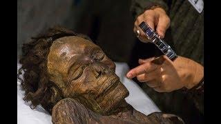 Баткен: музейдеги мумия жерге берилди