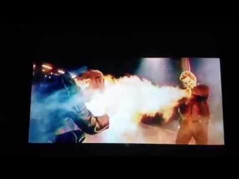 X Men Iceman Vs Pyro X-Men Iceman VS Pyro -...
