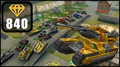 Drohnen sind im Spiel | Tanki Online #840 [Let's Play]
