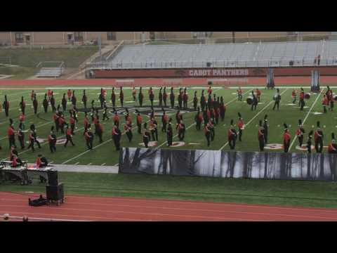Cabot High School - 2016 Competition Band