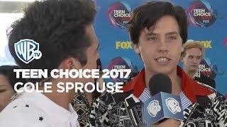 Teen Choice 2017 | Cole Sprouse