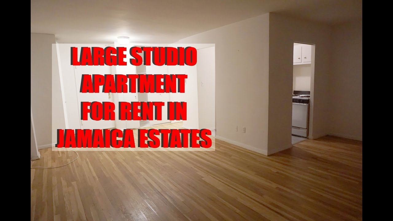 Large And Affordable Studio Apartment For Rent In Jamaica Estates Queens Ny Youtube