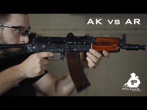 AK vs AR | Fast Reload