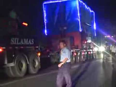 The Freight, Myanmar: Ywama Power Plant Project, Yangon, Myanmar Part4