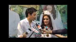 Download Video [Eng Sub] Ton Ruk Rim Rau - 2013.02.14 - Ceremony Interview MP3 3GP MP4