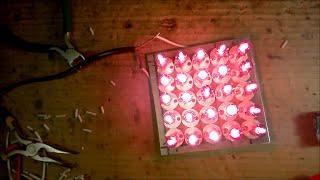#5 ИК паяльная станция своими руками/ Сonstruction of infrared soldering station