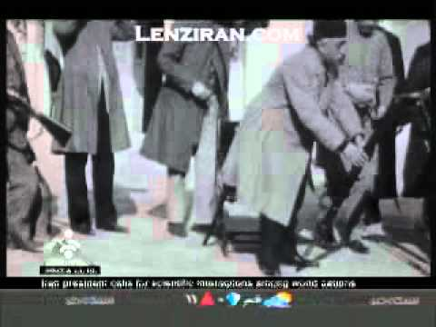Part 1 - Historic films of Qajar dynasty found in royal palaces in Tehran