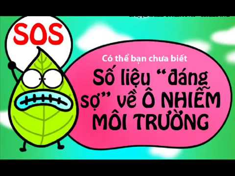 Thực trạng môi trường ở Việt Nam