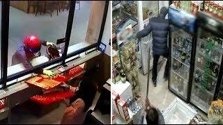 История двух ограблений: как продавцы в Малайзии и России ведут себя при налёте