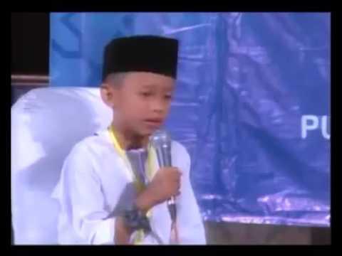 Menangis semasa membaca Al-Quran