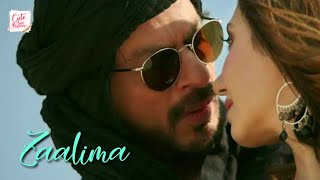 Zaalima song love whatsapp status 2 in 1 raees