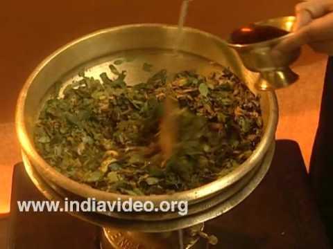 Ayurveda, Medicine, Preparation, Herbal, Kerala, India