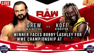 WWE Monday Night RAW Live Stream May 31st 2021 Full Show Live Reactions Commentary Watch Along