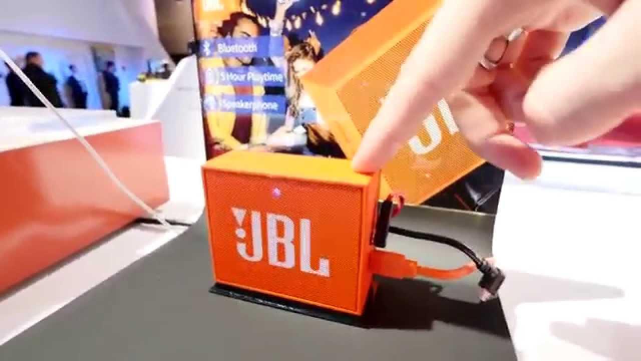 Jbl Go Hands On 4k Youtube Black