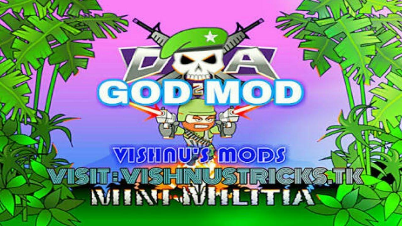 mini militia super fast speed mod apk download
