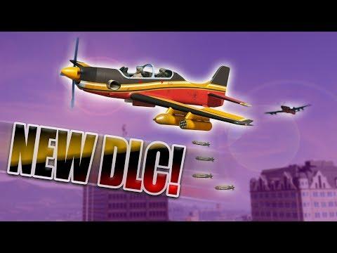 NEW SMUGGLER'S RUN DLC SPENDING SPREE! PLANES, HANGARS & MORE! | GTA 5 THUG LIFE #163