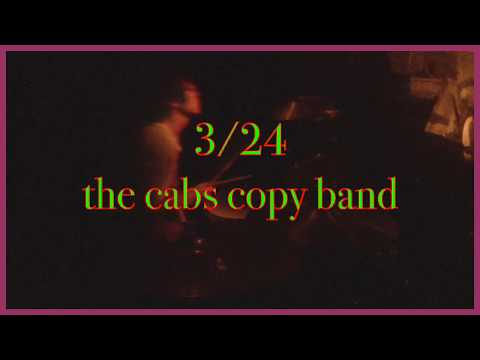 3/24 the cabs copy band live