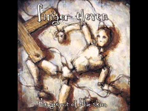 Finger Eleven - Suffocate