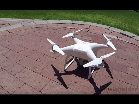 Review: DJI's Phantom 4 sets new standard for affordable drones