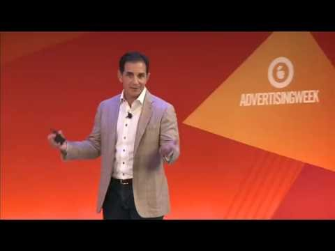 Advertising Week Keynote: Digital Transformation in the Cognitive Era with Bob Lord