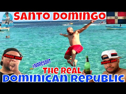 Santo Domingo Vacation 2017 | The Real Dominican Republic