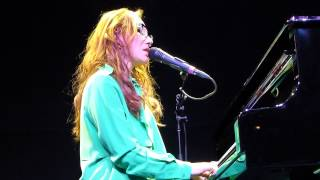 "Tori Amos - Glasses/Menopause ditty & ""Ribbons Undone"" - Live @ Rough Trade, NYC - 4/29/2014"