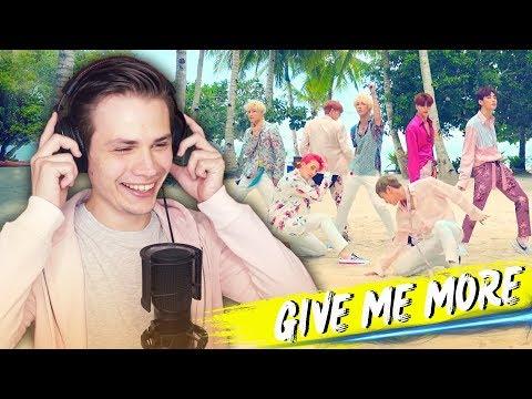 VAV - Give Me More  (Feat. De La Ghetto & Play-N-Skillz) (MV) РЕАКЦИЯ K-POP