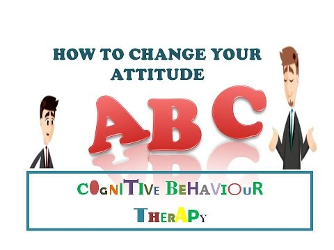 ABC and CBT Cognitive Behaviour Therapy