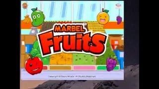 Marbel Fruits Preschool Learning for Kids