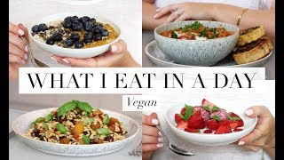 What I Eat in a Day #33 (Vegan/Plant-based) | JessBeautician