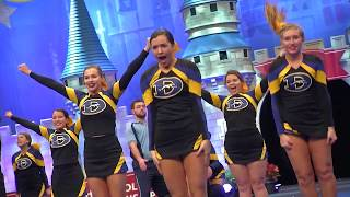 Relive the 2018 UCA National High School Cheerleading Chionship