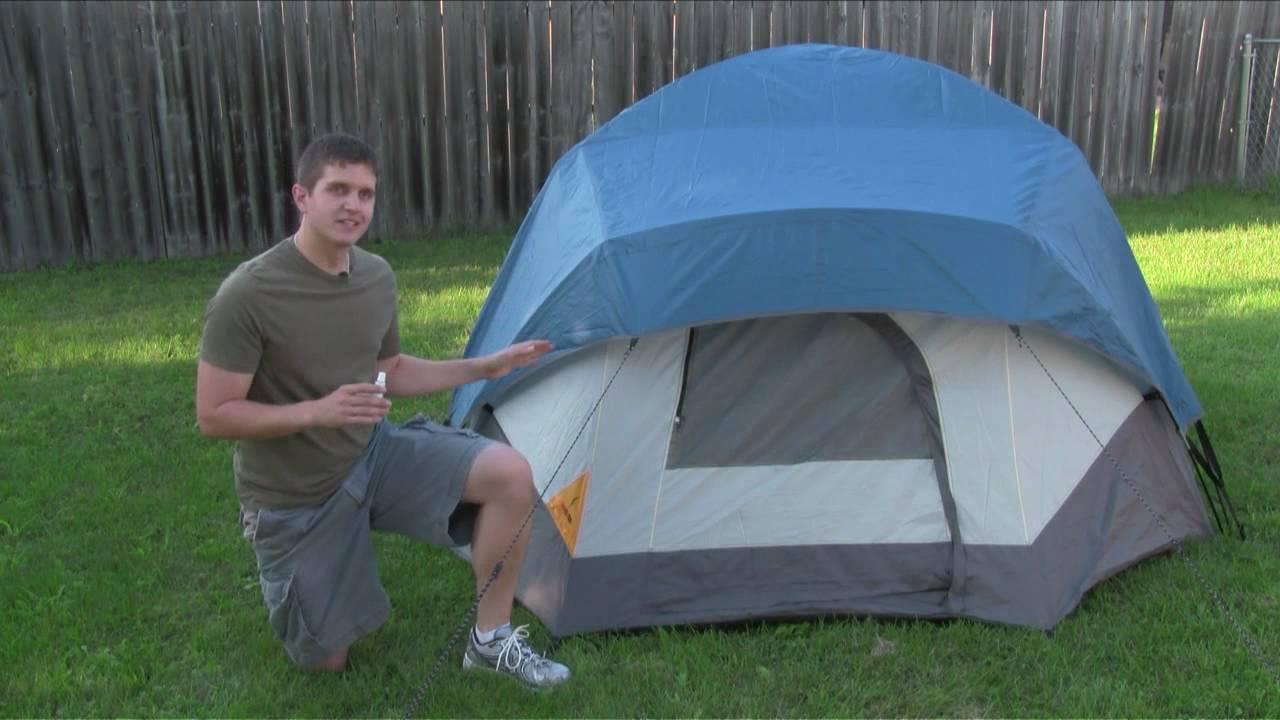 sc 1 st  YouTube & Tent Seam Sealer - YouTube