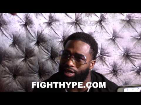 "ADRIEN BRONER DEFENDS ANDRE WARD'S KNOCKOUT OF KOVALEV; EXPLAINS WHY ""IT'S NOT A LOW BLOW"""