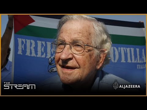 Chomsky: Calling for change on US support for Israel | The Stream