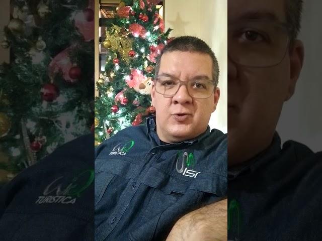 Saludo de Navidad del CEO de ISMI